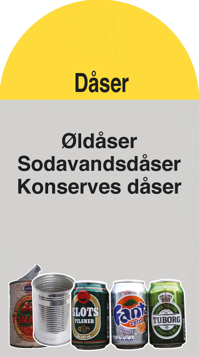 Dåser (Container 5)
