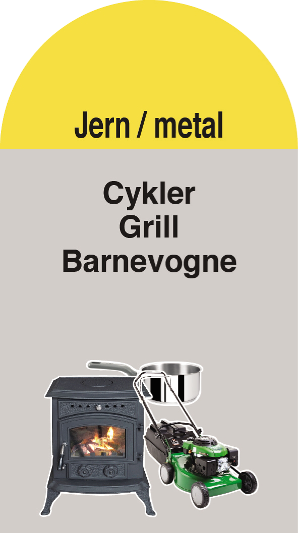 Jern / metal (Container 9)